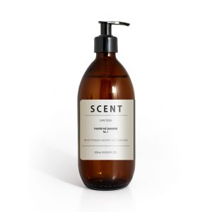 S C E N T CAPE TOWN PAMPER ME SHAMPOO No. 1 Neroli, Petitgrain, Geranium and Cedarwood 500 ml (16.9 US FL OZ.)